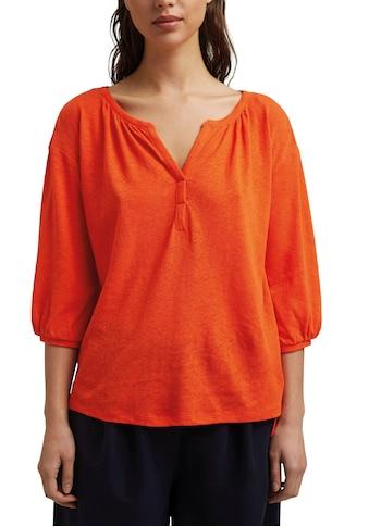 Esprit Blusenshirt, mit 3/4 Arm und im Tunika-Look kaufen