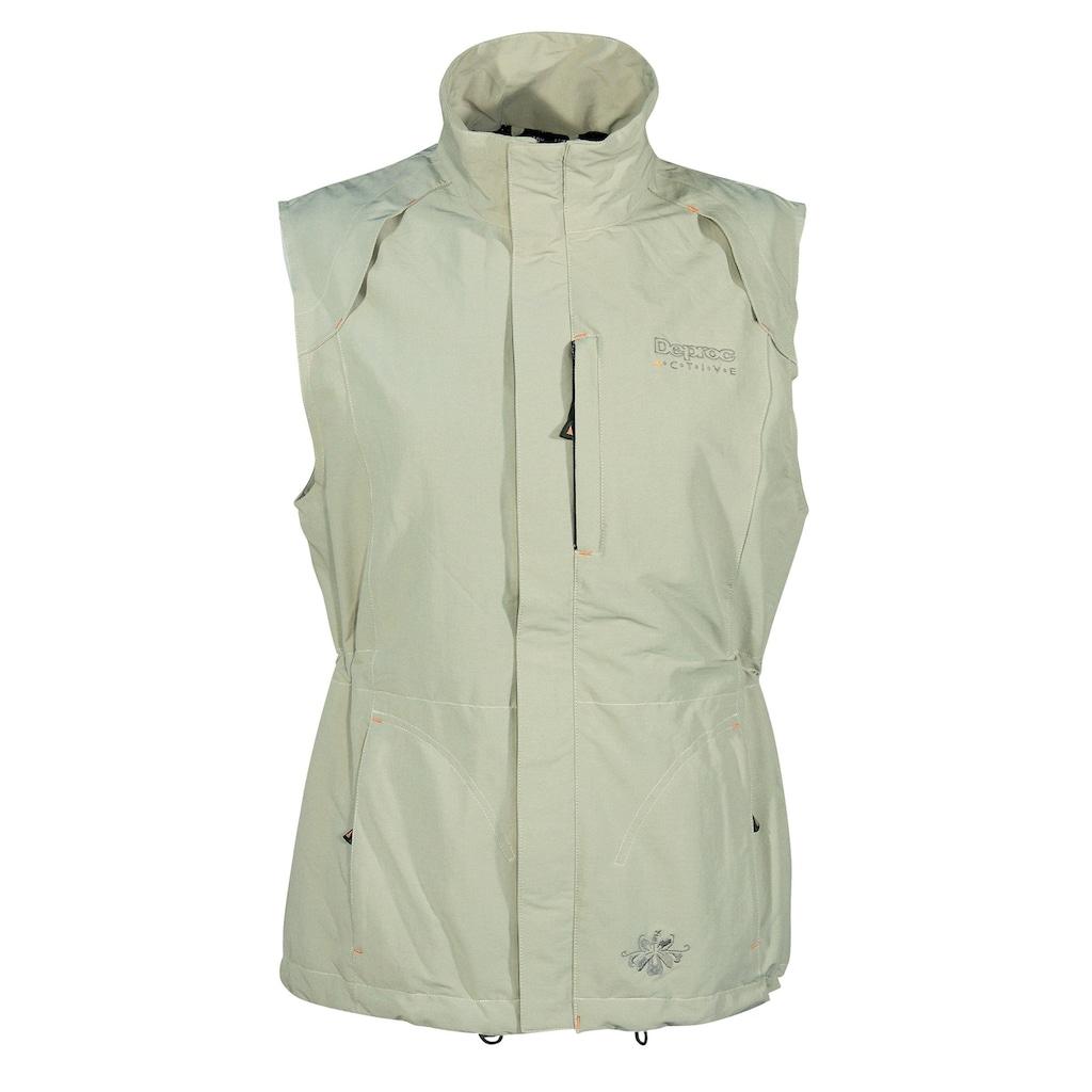 DEPROC Active Funktionsweste »KENORA WOMEN Stretch Vest«, auch in Großen Größen erhältlich
