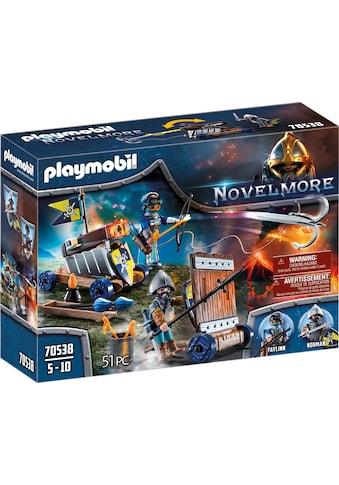 """Playmobil® Konstruktions - Spielset """"Angriffstrupp (70538), Novelmore"""", Kunststoff kaufen"""