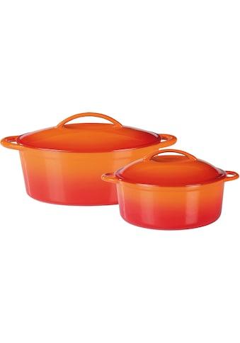 GSW Topf - Set »Orange Shadow« (Set, 4 - tlg.) kaufen