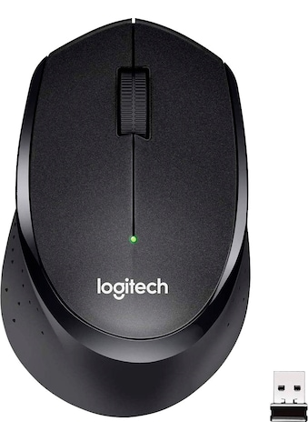 Logitech Maus »M330 Silent Plus Black« kaufen