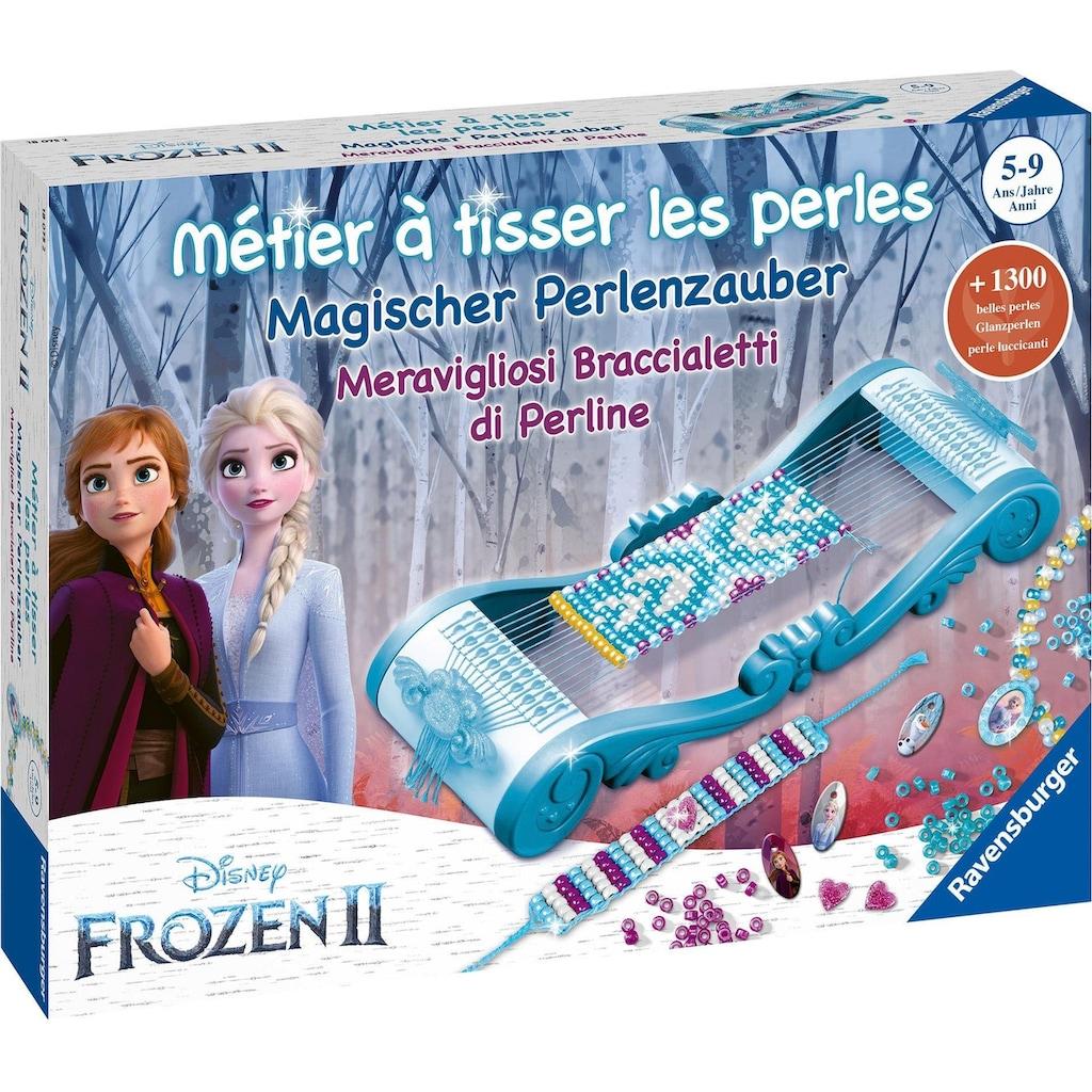 Ravensburger Kreativset »Magischer Perlenzauber Frozen II«, Made in Europe