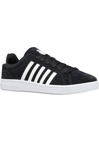K-Swiss Sneaker »Court Tiebreak SDE M« kaufen