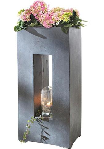 Schneider Pflanzkübel »High Divider«, Grau kaufen