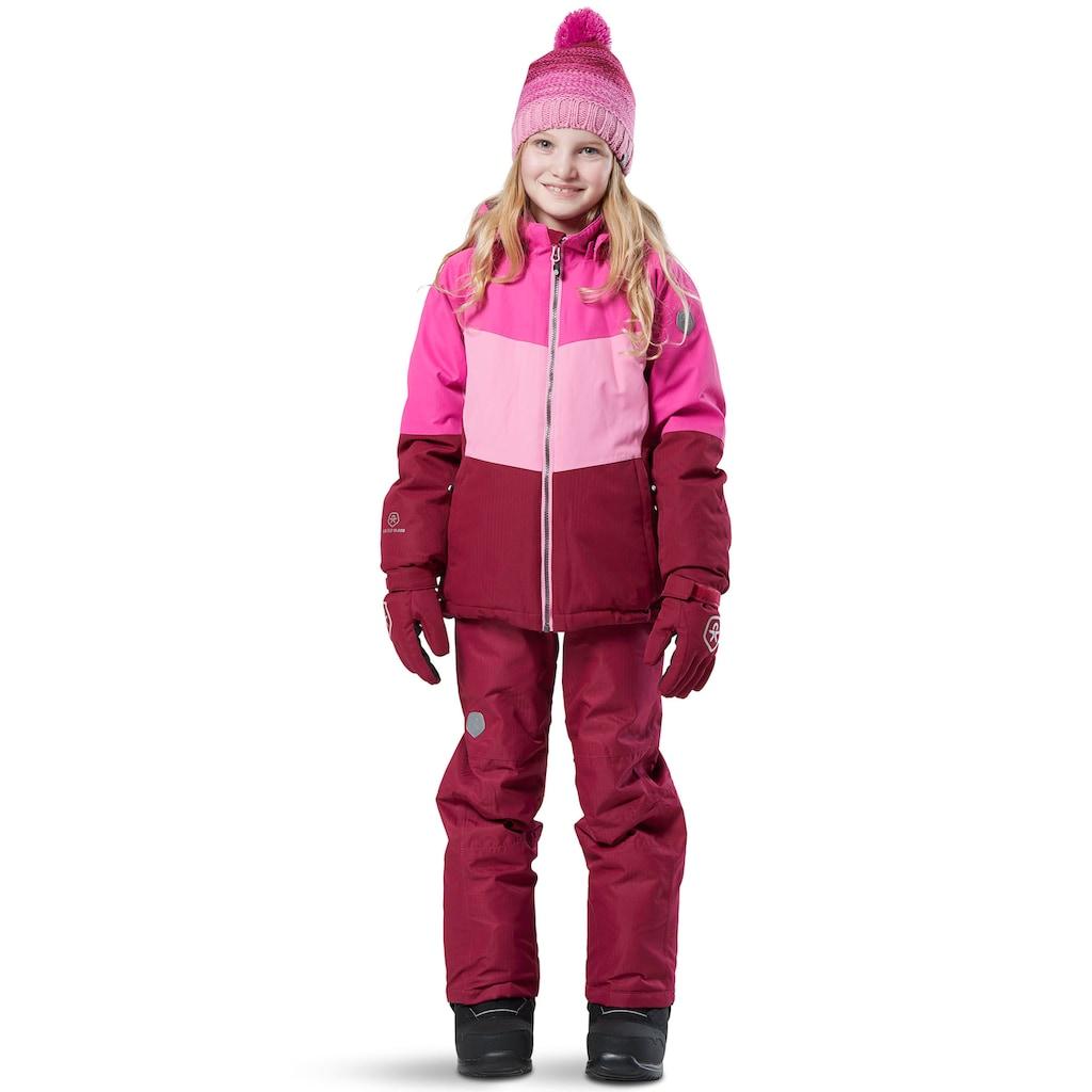 COLOR KIDS Winterjacke, mit reflektierenden Details