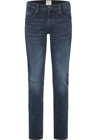 MUSTANG Bequeme Jeans »Oregon Tapered«, Jeans Hose kaufen