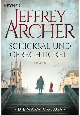 Buch Schicksal und Gerechtigkeit / Jeffrey Archer; Martin Ruf kaufen