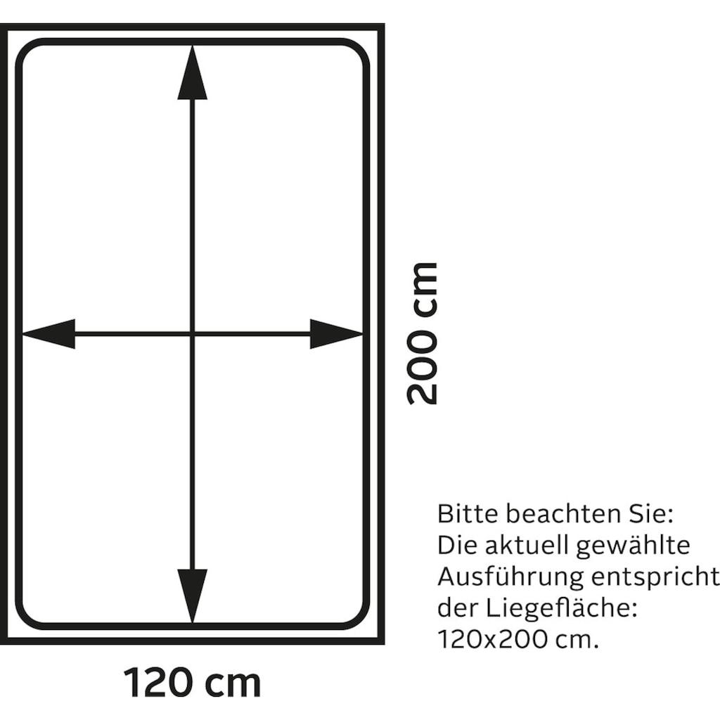 Relita Massivholzbett, Buche