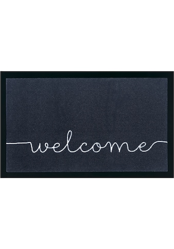 HANSE Home Fußmatte »Cozy Welcome«, rechteckig, 5 mm Höhe, mit Spruch, In- und Outdoor... kaufen