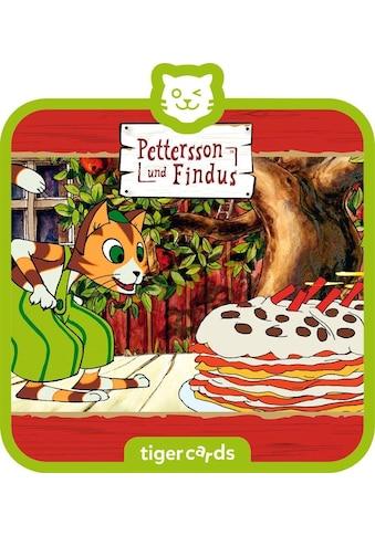 tigerbox Hörspiel, »Pettersson & Findus  -  Geburtstagstorte für die Katze« kaufen