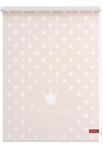 LICHTBLICK Seitenzugrollo »Klemmfix Motiv Prinzessin Lilly«, Lichtschutz, ohne Bohren,... kaufen
