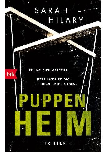 Buch Puppenheim / Sarah Hilary; Beate Brammertz kaufen