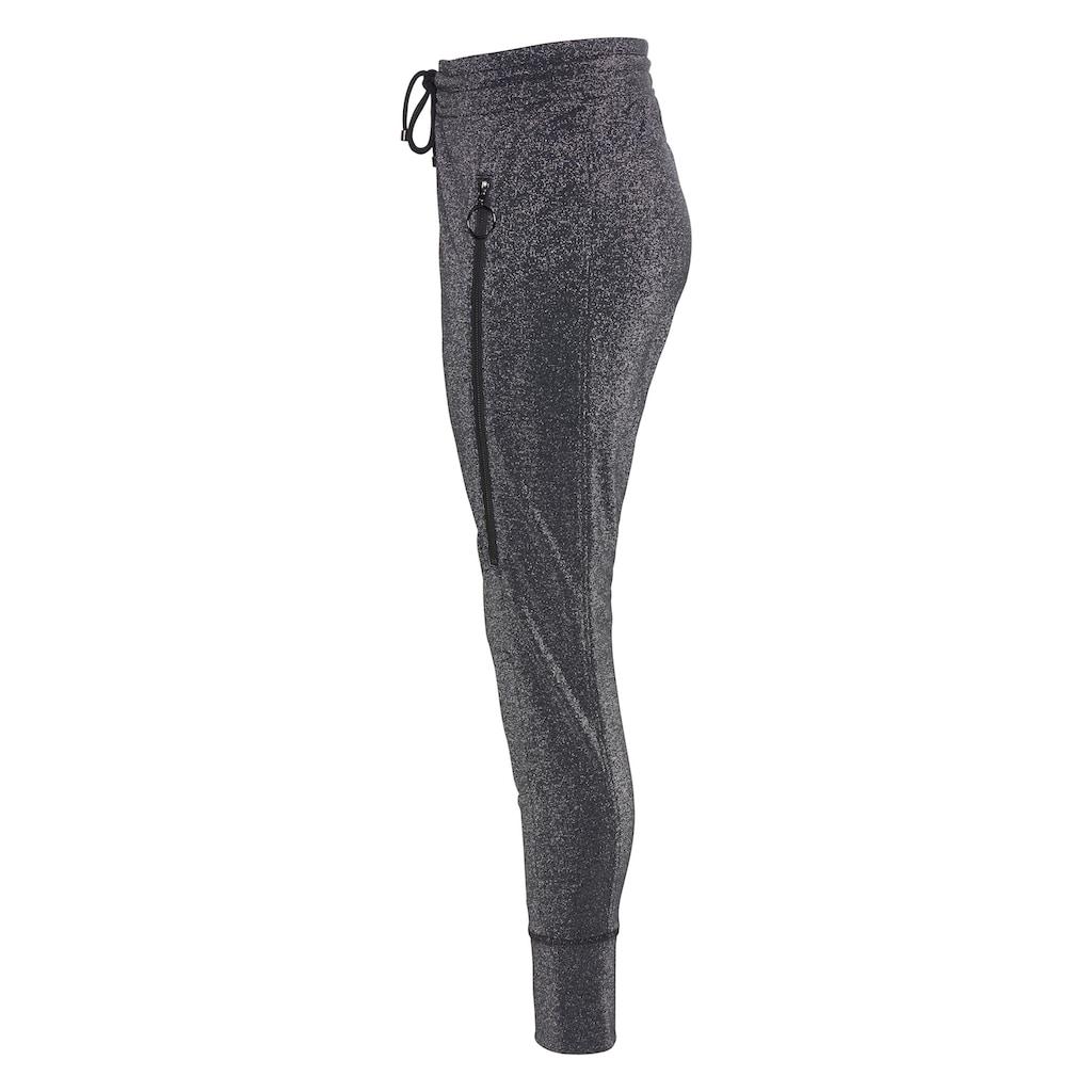 MAC Schlupfhose »Future Pants«, Dekorative Reißverschlüsse