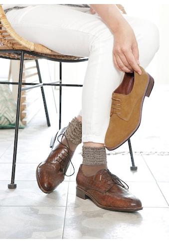 Tamaris Schnürschuh »Jeany« kaufen