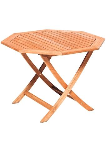MERXX Gartentisch, Breite 110 cm kaufen