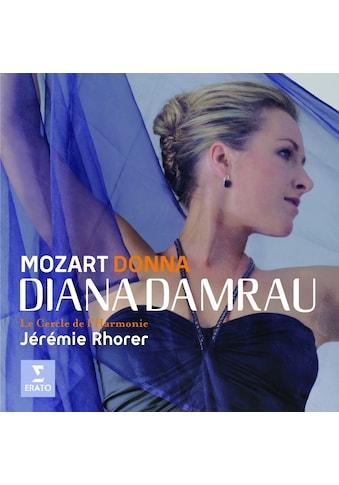 Musik-CD »Opera & Concert Arias / Damrau,Diana/Rhorer/Le Cercle« kaufen
