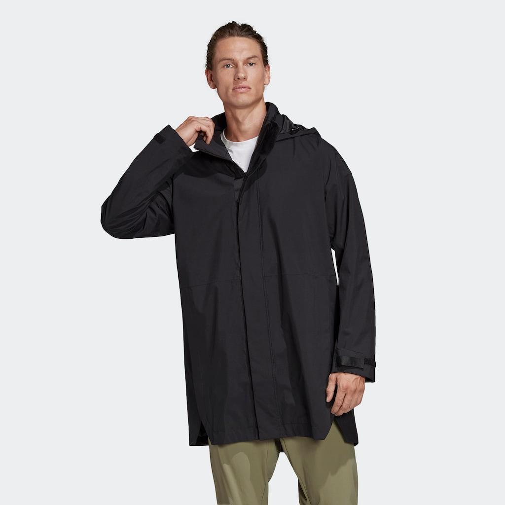 adidas Performance Outdoorjacke »TRAVEER RAIN.RDY PARKA«
