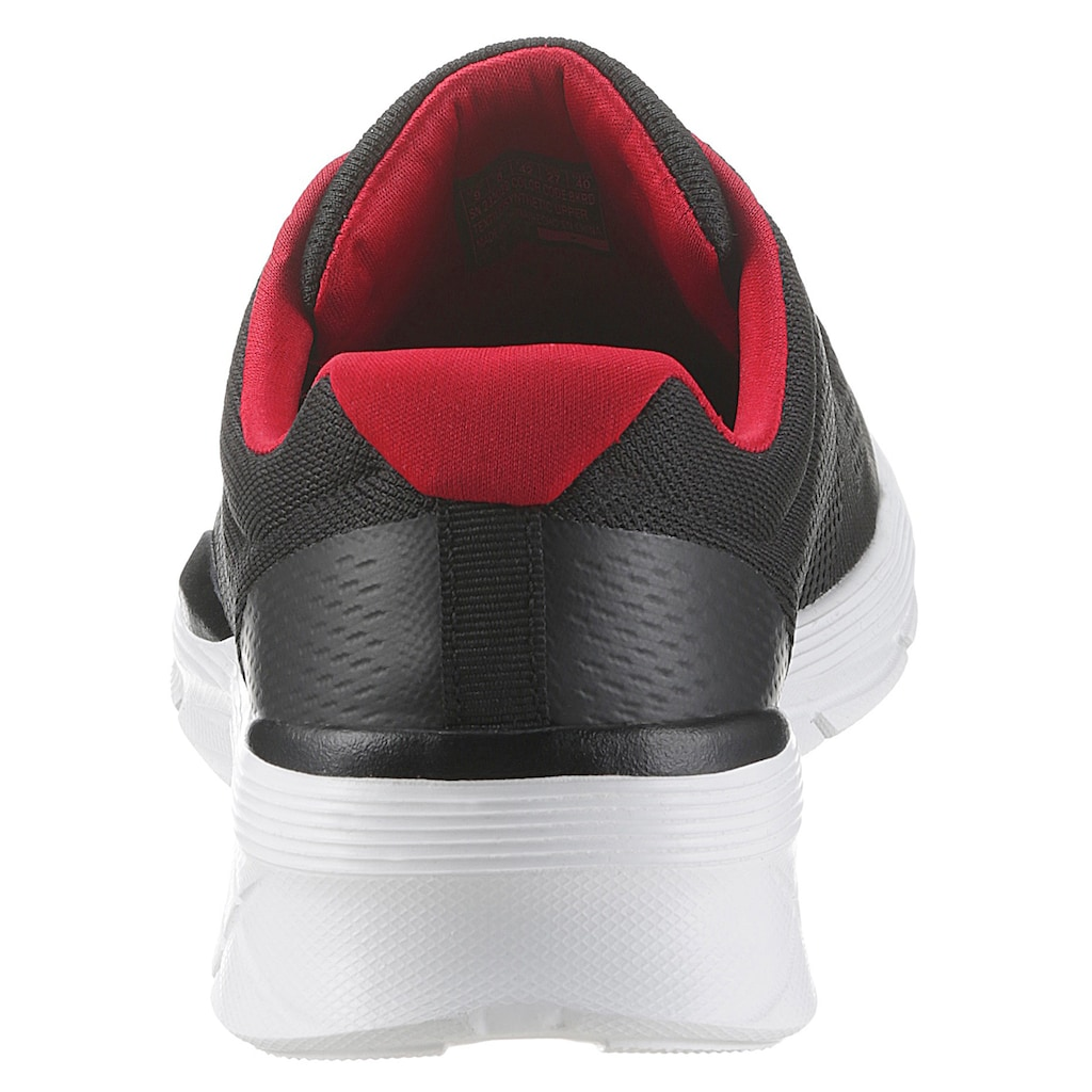 Skechers Sneaker »EQULIZER 4.0«, mit gepolstertem Schaftrand