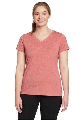 Eddie Bauer T-Shirt, Resolution Guide T-Shirt mit V-Ausschnitt kaufen
