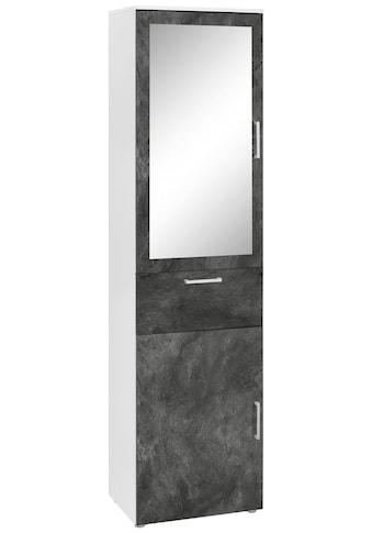Paroli Garderobenschrank »Susa«, mit Spiegel kaufen