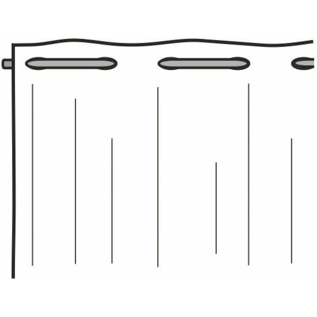 WILLKOMMEN ZUHAUSE by ALBANI GROUP Panneaux »Engel«, HxB: 50x130, Jacquard-Lamellen-Panneaux