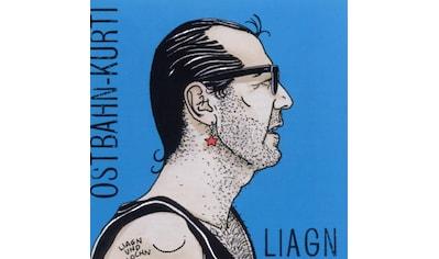 Musik-CD »Liagn & Lochn (Frisch Gema / Ostbahn-Kurti & Chefpartie« kaufen