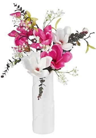 Home affaire Kunstpflanze »Magnolien« (1 Stück) kaufen