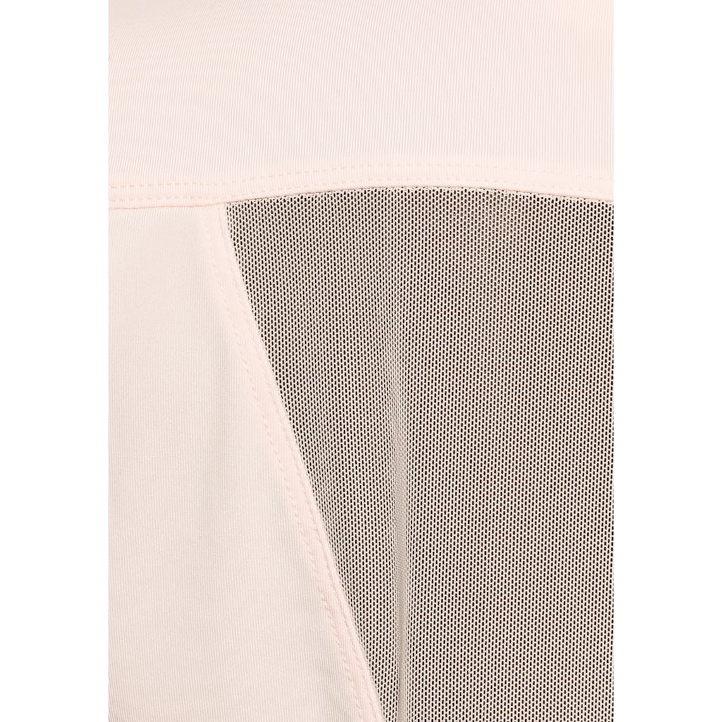 adidas Performance T-Shirt »GLAM ON BADGE OF SPORT LOGO«