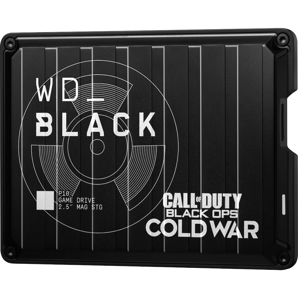 WD_Black externe HDD-Festplatte »P10 Game Drive Call of Duty®: Black Ops Cold War Special Edition«