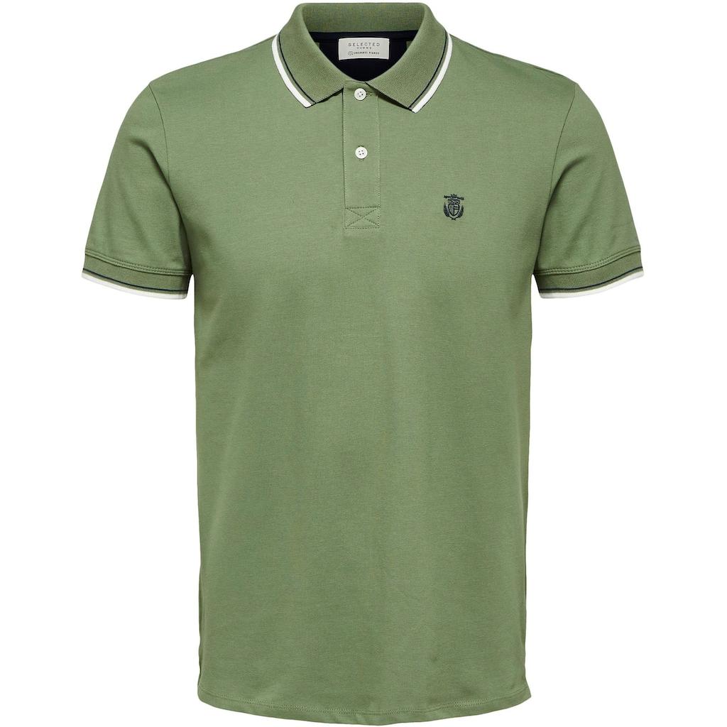 SELECTED HOMME Poloshirt »NEW SEASON POLO«