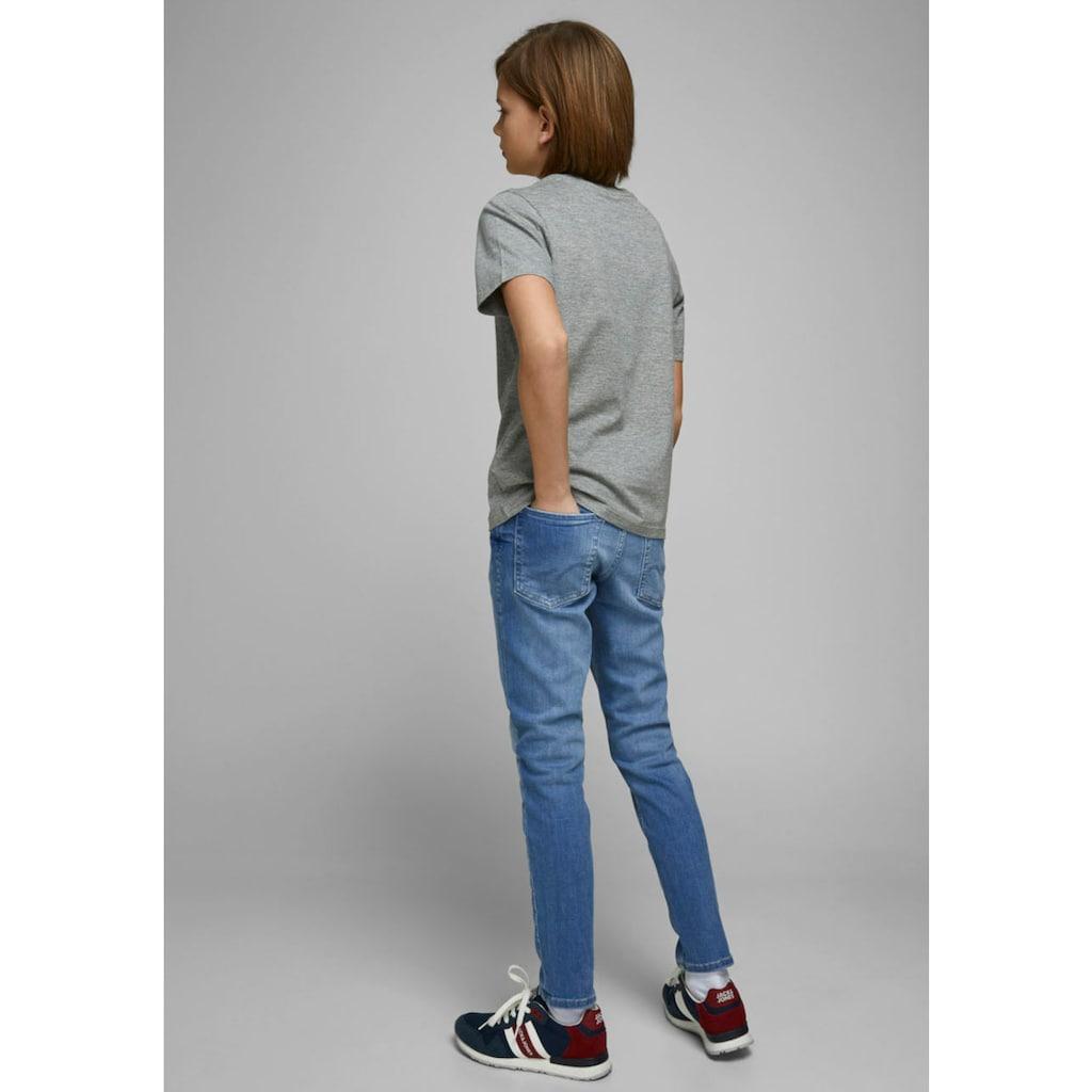 Jack & Jones Junior 5-Pocket-Jeans »JJILIAM JJORIGINAL AGI 0«