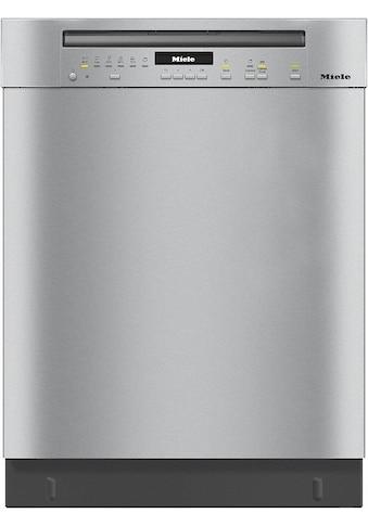 Miele Unterbaugeschirrspüler, G 7100 SCU, 8,9 l, 14 Maßgedecke kaufen