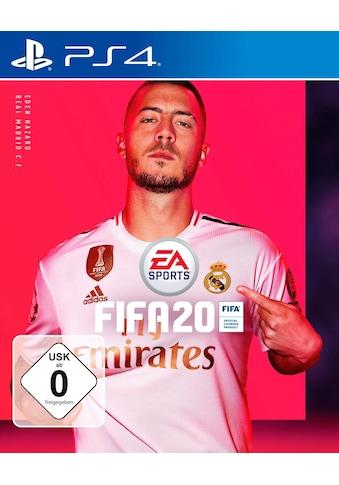 Electronic Arts Spiel »FIFA 20«, PlayStation 4 kaufen