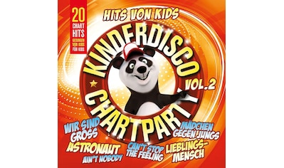 Musik - CD Kinder Disco Chartparty 2 / Chart Kids, (1 CD) kaufen