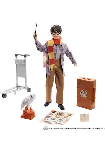 Mattel® Anziehpuppe »Harry Potter, Gleis 9 3/4 Spielset«, mit Harry Potter Puppe &... kaufen