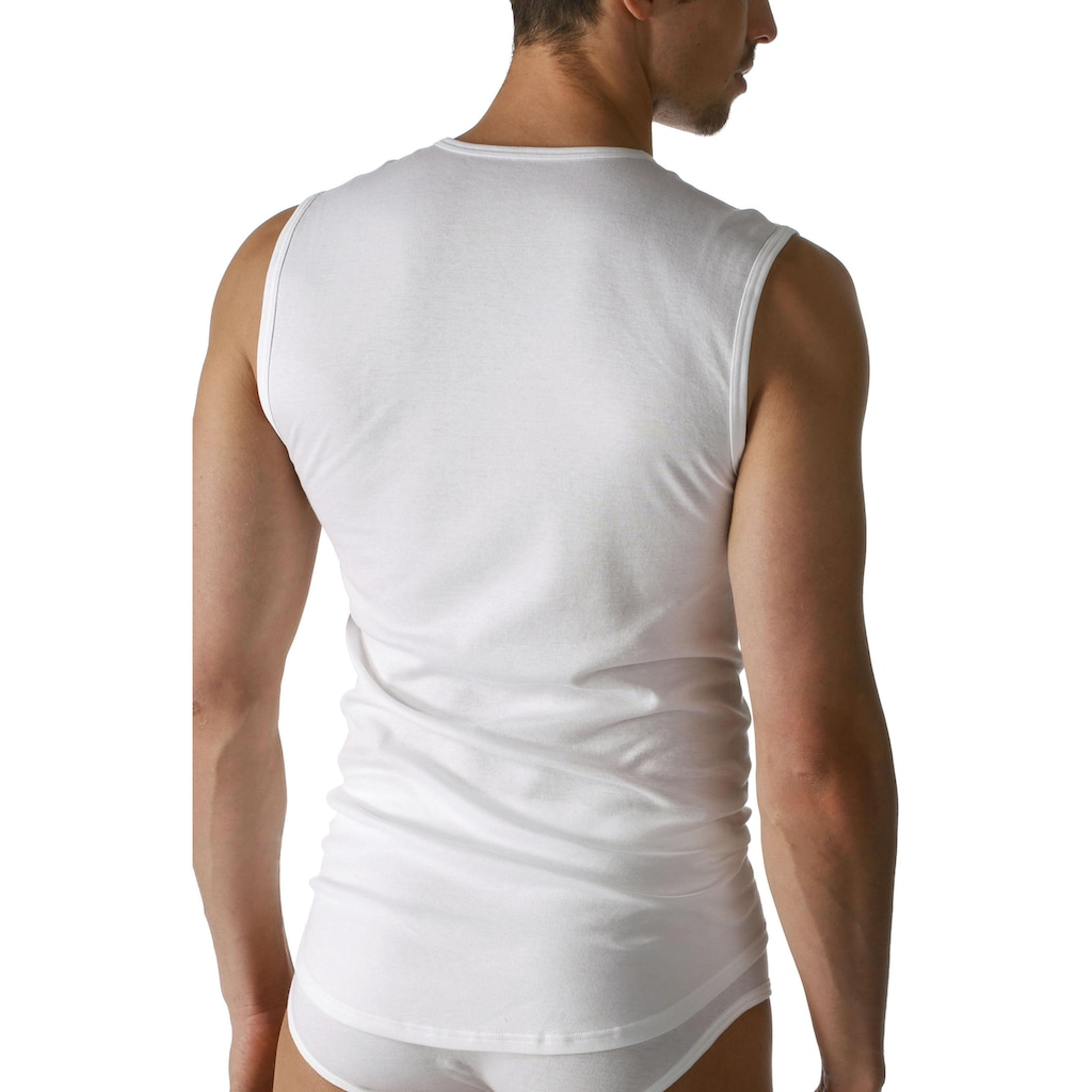 Mey Unterhemd »Serie »Noblesse««, Feinripp, Muscle Form