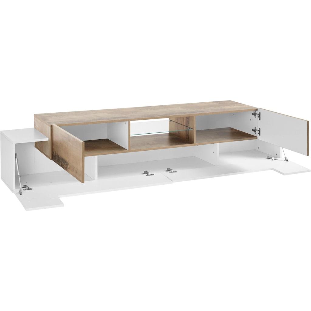 Tecnos Lowboard »Coro«, Breite 220 cm