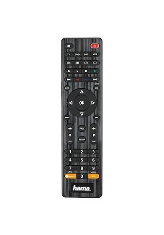 Hama Universal Ersatzfernbedienung für 4 Geräte (z.B. TV, DVD) »10 m Reichweite« kaufen