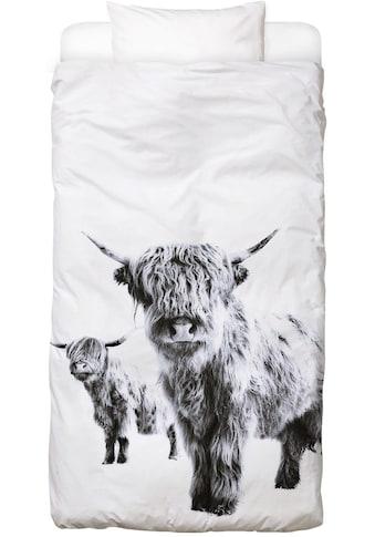 Bettwäsche »Highland Cows«, Juniqe kaufen
