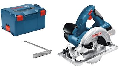 Bosch Professional Akku-Handkreissäge »GKS 18V-LI«, 18 V, 51 mm, ohne Akku & Ladegerät kaufen
