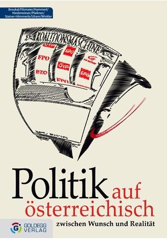 Buch »Politik auf Österreichisch / Josef Broukal, Peter Filzmaier, Elfriede Hammerl,... kaufen