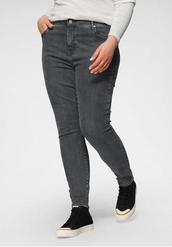 Levi's® Plus Skinny-fit-Jeans »721 High-Rise«, mit hohem Bund kaufen