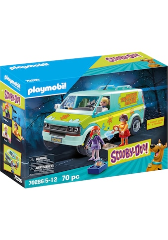 Playmobil® Konstruktions-Spielset »Mystery Machine (70286), SCOOBY-DOO!«, (70 St.),... kaufen