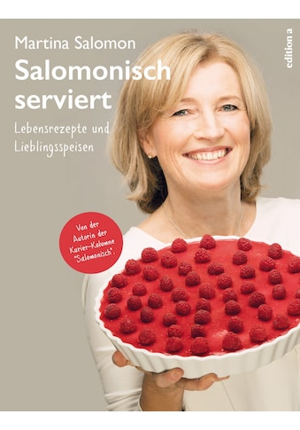 Buch »Salomonisch serviert / Martina Salomon« kaufen