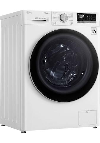 LG Waschtrockner »F14WD85TN« kaufen