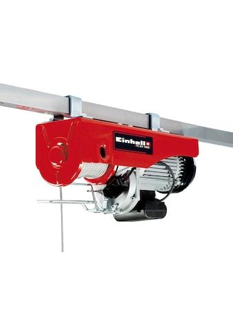 Einhell Seilwinde »TC-EH 1000«, 999 kg, 18 m kaufen