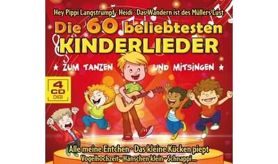 Musik-CD »Die 60 beliebtesten Kinderlieder / Various« kaufen