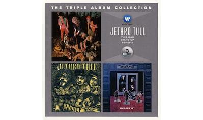 Musik-CD »The Triple Album Collection / Jethro Tull« kaufen