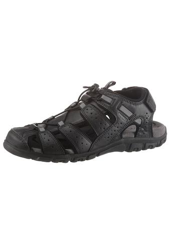 Geox Sandale, mit Klettverschluss an der Ferse kaufen