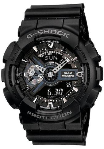 CASIO G - SHOCK Chronograph »GA - 110 - 1BER« kaufen